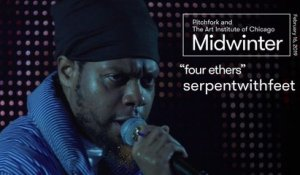 "serpentwithfeet | ""four ethers"" 
