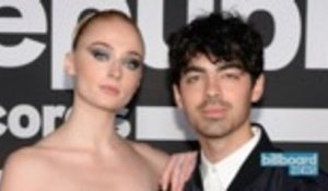 Sophie Turner Opens Up About Her Engagement To Joe Jonas | Billboard News