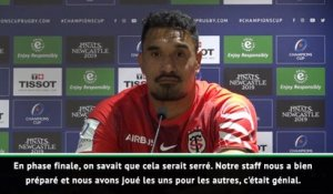 "Quarts - Kaino : ""C'était l'un de mes rêves de disputer la Coupe d'Europe"""