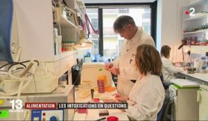 Alimentation : 2 millions d'intoxications alimentaires par an