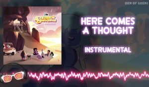 Steven Universe - Here Comes a Thought (EXCLUSIVE Karaoke Instrumental)