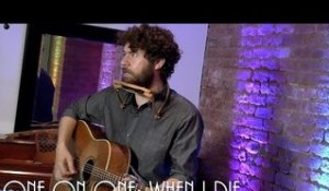 ONE ON ONE: Declan O'Rourke - When I Die September 27th, 2016 New York City
