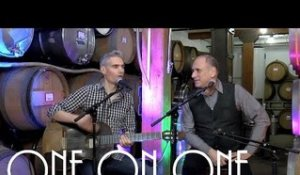 ONE ON ONE: David Broza & Joel Chasnoff April 3rd, 2017 City Winery New York