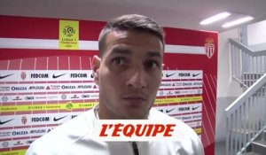 Lopes «J'ai raté l'occasion du match...» - Foot - L1 - Monaco