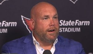 Keim addresses rumors that Cards are locked in to Murray at No. 1