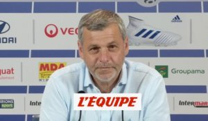 Le point infirmerie - Foot - L1 - OL