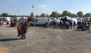 Camping des 24 Heures moto