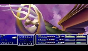 Final Fantasy 7 : Sephiroth Boss de Fin (25/04/2019 21:24)