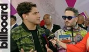 Reik On Having a No. 1 Song & Making Music In Other Genres | Billboard Latin Music Awards 2019