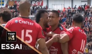 TOP 14 - Essai Julian SAVEA (RCT) - Toulon - Bordeaux-Bègles - J23 - Saison 2018/2019