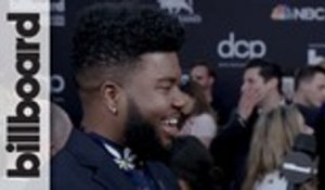 Khalid Talks Working With BTS & Billie Eilish's Success | BBMAs 2019
