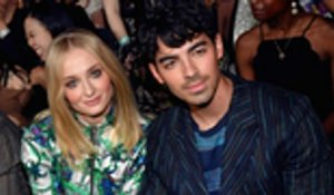 Joe Jonas and Sophie Turner Get Married In Las Vegas after Billboard Music Awards | Billboard News