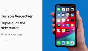 How to navigate your iPhone with VoiceOver Apple