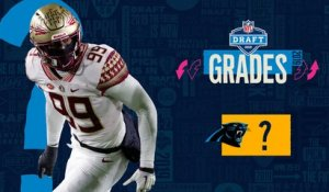 Daniel Jeremiah grades the Panthers' 2019 draft class