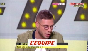 Messi a-t-il perdu le Ballon d'Or ? - Foot - EDE