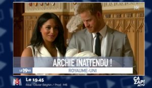 Le Royal baby s'appelle Archie
