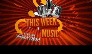 Steel Panther TV - This Week In Music #16