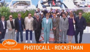 ROCKETMAN - Photocall - Cannes 2019 - VF