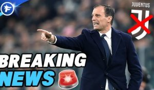 Officiel : Massimiliano Allegri quitte la Juventus