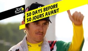 50 days before the #TDF2019 / 50 jours avant le #TDF2019