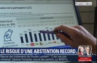 Européennes: vers une abstention record?