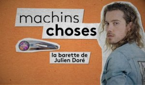 Julien Doré dans la collection Machins Choses
