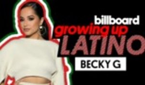 Becky G Talks Favorite Spanish Slang & the Best Part of Being a Latin Artist | Growing Up Latino