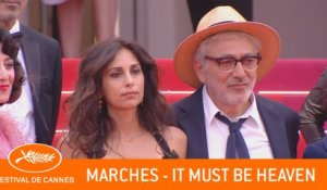 IT MUST BE HEAVEN - Les Marches - Cannes 2019 - VF