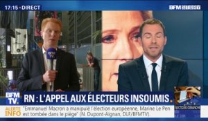 Le Pen: Ultime charge contre Macron