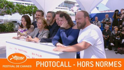 HORS NORME - Photocall - Cannes 2019 - VF