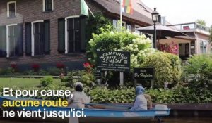 Giethoorn, un village hollandais au charme pittoresque