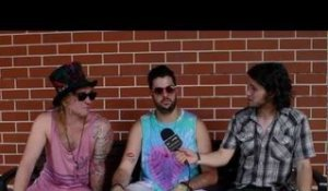 The Griswolds (Sydney) - Interview at Big Day Out 2013