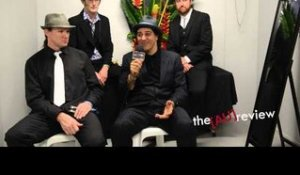 Melbourne Ska Orchestra - Interview (Part Two) at Bluesfest Byron Bay 2013