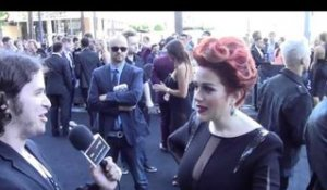 Interview: Katie Noonan on the ARIA Awards 2013 Black Carpet (with Transcript)