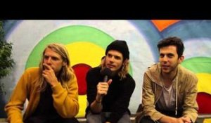 Interview: Grouplove at the Big Day Out Sydney (2014)
