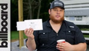 Luke Combs Plays 'Beer Or Song Title Or Both?' | Billboard