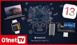 Apple Keynote : la #WWDC19 en 8 minutes