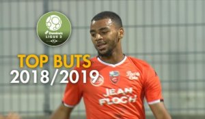 Top 3 buts FC Lorient | saison 2018-19 | Domino's Ligue 2