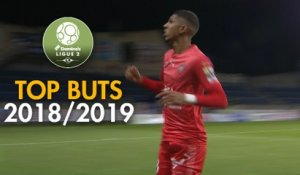 Top 3 buts AS Beziers | saison 2018-19 | Domino's Ligue 2
