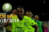 Top 3 buts ESTAC Troyes| saison 2018-19 | Domino's Ligue 2