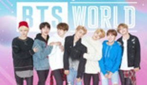 "BTS Share ""Dream Glow"" From Upcoming 'BTS World' Soundtrack Featuring Charli XCX 