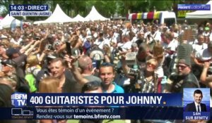 Johnny : l'anniversaire (1/2)