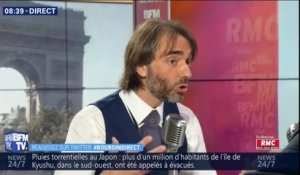 "Cédric Villani (LaRem) juge ""pas fair-play"" les rétentions des notes du bac"