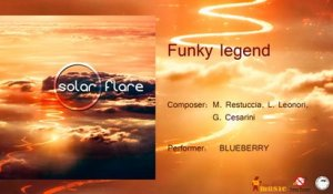 Blueberry - Funky legend