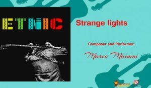 Marco Mainini - Strange lights