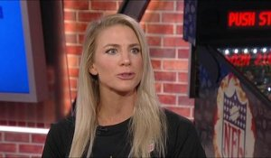 Julie Ertz discusses her career with the U.S. women's soccer team