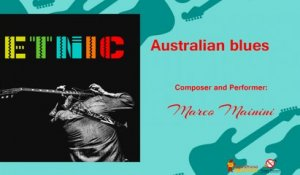 Marco Mainini - Australian blues