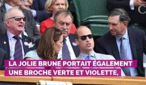 PHOTOS. Wimbledon 2019 : Kate Middleton et William, complices...
