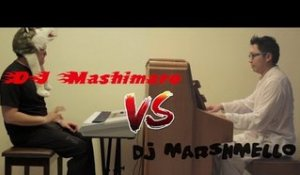 Marshmello - Alone (VS DJ Mashimaro) Piano by Ray Mak