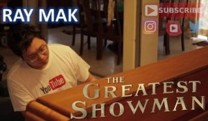 The Greatest Showman - This Is Me Piano by Ray Mak
